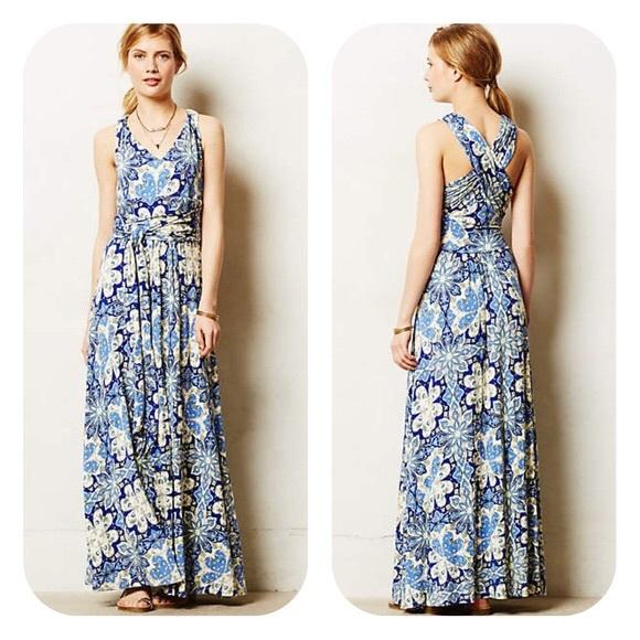 66b0dbb32420 Anthropologie Dresses & Skirts - Anthropologie Vanessa Virginia Capuchina  Dress